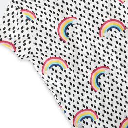 Тениска Rain and Rainbow
