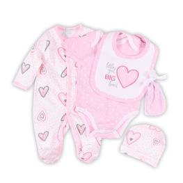 Бебешки комплект от пет части - LOVE