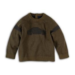 Детски пуловер - Car