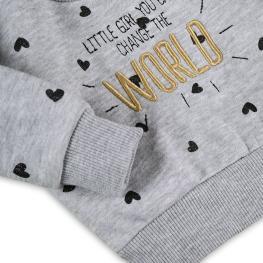 Ватирана блузка WORLD