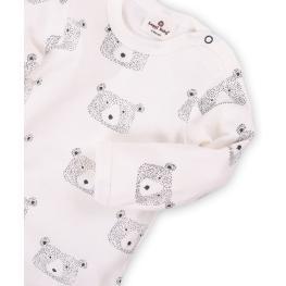 Бебешко боди - био памук