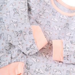Детска пижамка Котета