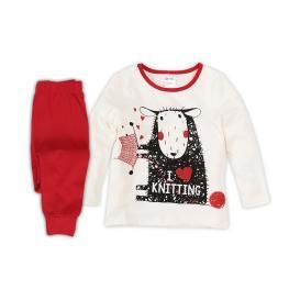 Детска пижама -  I love knitting