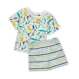 Цветна лятна пижама
