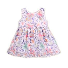 Официална детска рокля на цветя