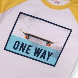 Тениска ONE WAY