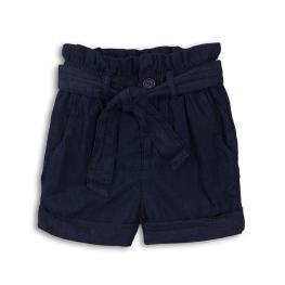 Дънкови панталонки с висока талия