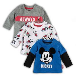 Комплект блузки 3 броя - Мики Маус