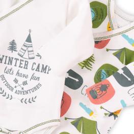 Бебешки бодита - Winter Camp