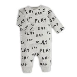 Бебешки комплект EAT, PLAY, NAP