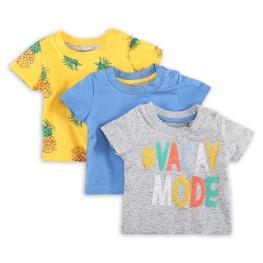 Бебешки тениски- 3 броя