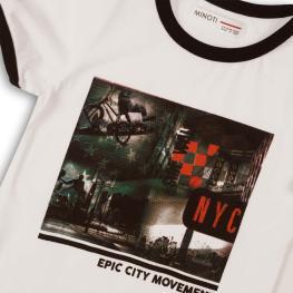 Тениска NYC