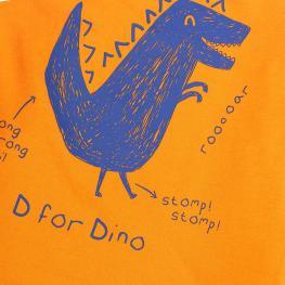 Тениска Дино