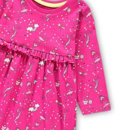 Детска трикотажна рокля Sweet world