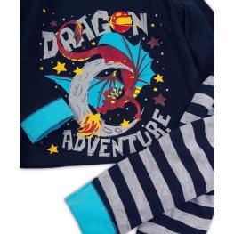 Пижама за момче - Dragon Adventure