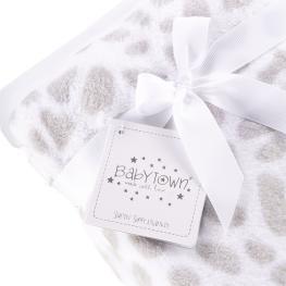 Бебешко одеяло - Жираф