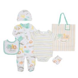 Бебешки комплект от 5 части - SAFARI