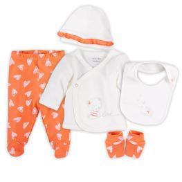Бебешки комплект от пет части