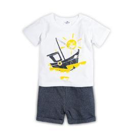 Тениска с панталонки - Моряче