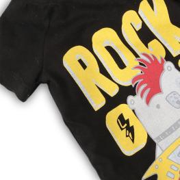 Летен ромпър Rock on
