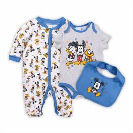 Бебешки комплект - Mickey and friends