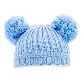 Бебешка зимна шапка