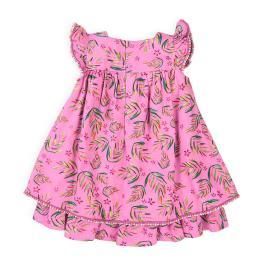 Разкошна лятна рокля с гащички