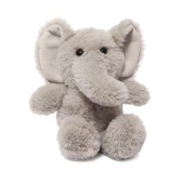 Плюшено слонче - сиво