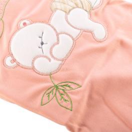Памучно одеяло - Спящото мече