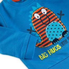 Суитчер блузка Little Monster