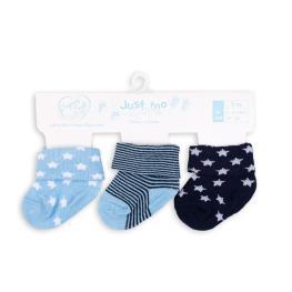 Бебешки чорапки - 3 броя