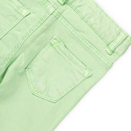 Цветен еластичен панталон