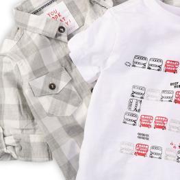 Риза с тениска - London bus