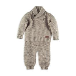Комплект за момче от плетиво