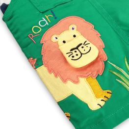 Гащеризонче с тениска Лъвче
