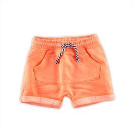 Къси панталонки - неон