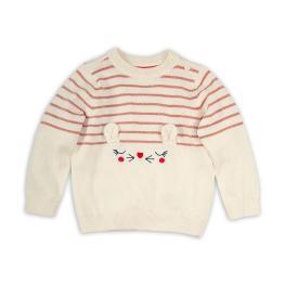 Пуловер с муцунка