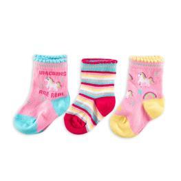 Бебешки чорапки - Еднорози