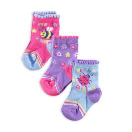 Бебешки чорапки - HAPPY