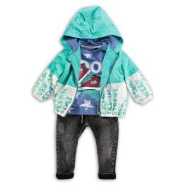 Дънки, блузка и яке - Cool Boy