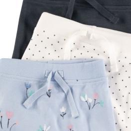 Комплект панталончета - тип клин