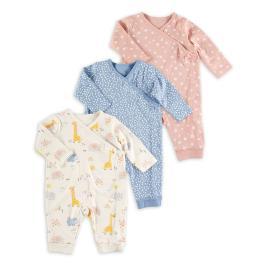Бебешки ромпъри - 3 броя