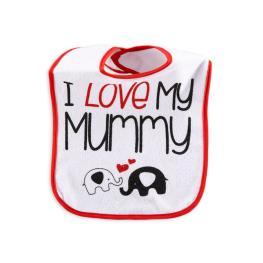 Лигавник I love my Mummy