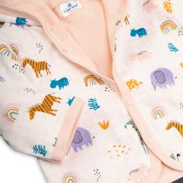 Бебешко памучно яке