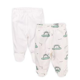 Бебешки ританки - органичен памук
