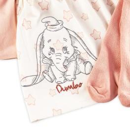 Сукман с блузка и чорапогащник - Дъмбо