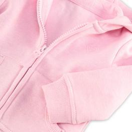 Суитчер в розов цвят