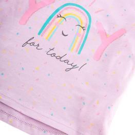 Тениска с дъга