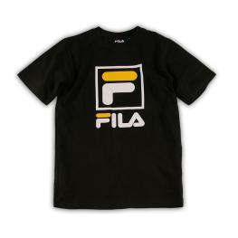 Тениска с брандиран принт