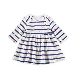 Трикотажна рокля в райе - Mothercare